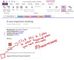 Top 10 things you didn't know about OneNote