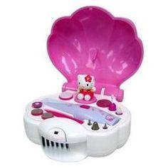 Hello Kitty Manicure/Pedicure Set $28