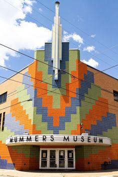 The Mummers Museum,  Philadelphia, PA