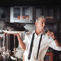 HERE ARE EXCLUSIVE RECIPES FROM ANTHONY BOURDAIN'S NEW COOKBOOK - Thrillist