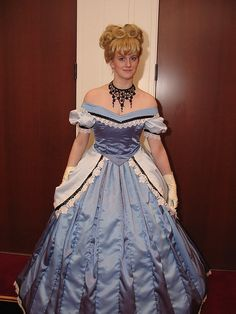 Historically accurate Cinderella.
