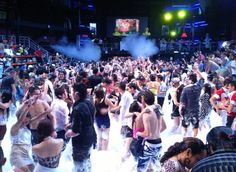 And how about a foam party??? Check us out!    cancun4U.com.mx