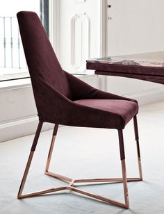Chairs | Seating | Miu | Longhi | Margherita Fanti. Check it out on Architonic