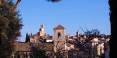 Lourmarin in Winter