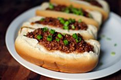 Lunch Lady Sloppy Joes | Made from Scratch. The easy & delicious secret? String cheese! #sloppyjoes #easy