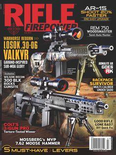 f5554e0e928 RIFLE FIREPOWER JULY 2013 issue.
