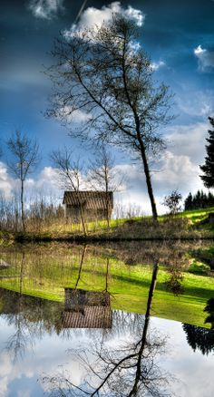 haus am see, tonemapped version by Wolfgang Simm on 500px