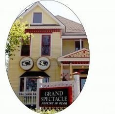 Grand Spectacle, 764 Grand Ave  Established in 1980, Grand Spectacle is the original and still the premier optical on Grand Avenue.