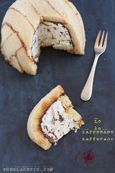 "Zuccotto, a Florentine 'semi-frozen cake' recipe. | Zuccotto was one of the first Italian ""semifreddi"" or semi-frozen cakes. It was first made in Florence during the Renaissance. The Medici family loved to organize banquets to impress special guests with original and innovative food and they are credited with having created the first Zuccotto within this context. The original formula contained ricotta cheese, cocoa grains, citrus peel and Alchermes liquor."