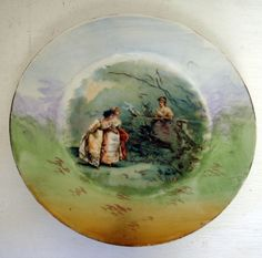limoges hand painted china