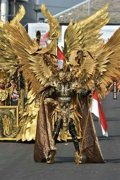 Jember Fashion Carnaval - Indonesia.