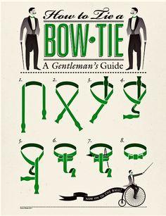 Bow Tie come fare il #papillon