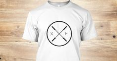 Crossfit Life Logo Tee: Online exclusive, available for a limited time! Get yours here: https://teespring.com/xfit-life-logo-tee-light