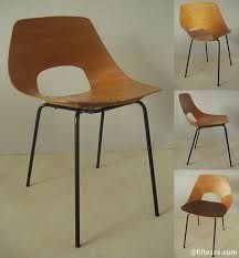 """Résultat de recherche d'images pour """"chaise tonneau pierre guariche"""""""