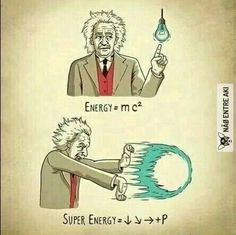 Energy Albert Einstein