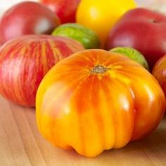 Tomato Seeds - Hillbilly (Potato Leaf) HEIRLOOM - OPEN POLLINATED