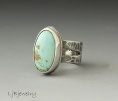 Turquoise Ring by LauraBouton, via Flickr