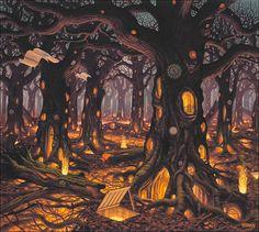 The Art Of Animation, Jacek Yerka