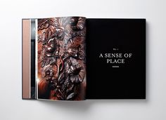 McQueen book for V&A by Charlie Smith Design