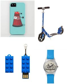 A Bolt of Blue - Gift Ideas for Tweens
