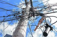 Trabalhador morre eletrocutado em obra em Serra do Salitre, MG