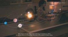 Magic Leap Augmented Reality Platform [Video]