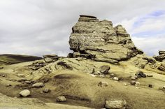 sfinx_bucegi Qr Code Generator, Monument Valley