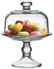 glasstolp macarons