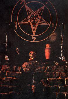 121 Best Satanic images in 2019 | Dark art, Occult, Darkness