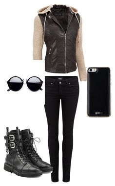 """""""Untitled #236"""" by princesssheryl1 on Polyvore featuring Paige Denim, Giuseppe Zanotti and Gooey"""