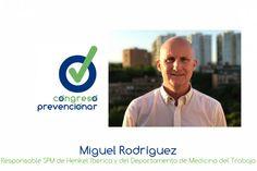 """Miguel Rodriguez """"El desarrollo de la cultura preventiva sólo es posible a través de la integración"""""""