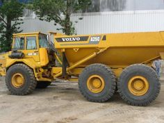 Agriculture/farming Lovely Moxy Mt36 Series 11 Dumptruck Brochure Business, Office & Industrial