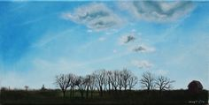 Drive in the Country oil painting available here:  http://hughesartblog.blogspot.com/