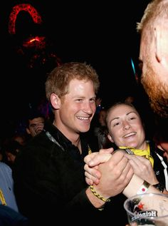Prince Harry Photos: Behind The Scenes At The Invictus Games