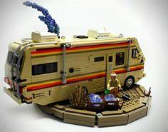 Breaking Bad LEGO Meth Lab