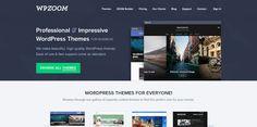 Trọn Bộ Themes WordPress Cao Cấp Tại Wpzoom