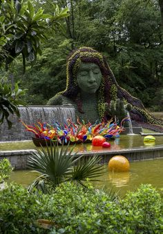 Chihuly in the Garden | Chihuly