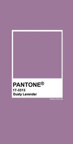 60 Pantone Color Palettes : Pantone Dusty Lavender 17-3313 #pantone #color #purple #dusty lavender Purple Palette, Colour Pallette, Pantone Colour Palettes, Pantone Color, Lavender Color, Lilac, Dusty Purple, Purple Interior, Bujo