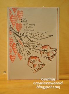 Gerrina's Creatieve Wereld: CaS op zaterdag 88 / CAS op zaterdag 88