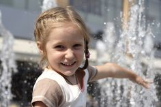 Backyard water games for kids (big and little :)