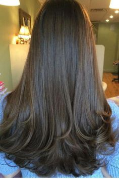 super ideas for hair long peinados cabello largo Haircuts Straight Hair, Long Hair Cuts, Medium Hair Styles, Curly Hair Styles, Twisted Hair, Brown Blonde Hair, Long Layered Hair, Gorgeous Hair, Amazing Hair