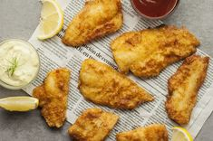 Easy Fried Fish Fillet Recipe Thespruceeats Com - This Recipe Is Great For A Variety Of Fish Fillets Such As Haddock Cod And Tilapia If You Want To Try And Change Up The Seasoning Mrs Dash Is A Great Alternative When Adding Flavor To Your Fille Fried Fish Fillet Recipe, Baked Fish Fillet, Fried Fish Recipes, Seafood Recipes, Cooking Recipes, Seafood Appetizers, Tilapia Recipes, Seafood Dinner, Best Cod Recipes