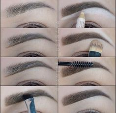 One of the best brow tutorials! #Brows