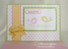 Stampin' Up! Australia - Miriam Spiess Independent Demonstartor: September 2010