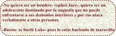 LUKE Y JACE