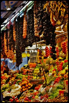 marché de la Boqueria /Barcelone 2013