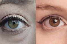 I, A Person Horrible At Eyeliner, Tried Pinterest Eyeliner Tips