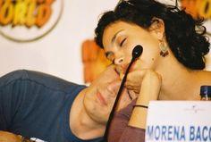 Sleepy Nathan and Morena