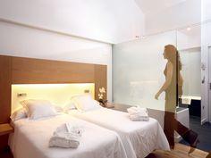 HABITACIONES Y SUITES en el Hotel Tierra de Biescas ****