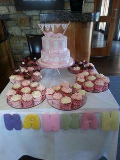 Hannah's actual cake!